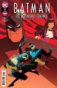 Batman The Adventures Continue Season II #2 CVR A Kris Anka