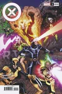 X-men #1 Variant Bradshaw