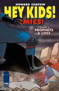 Hey Kids Comics Prophets and Loss #3