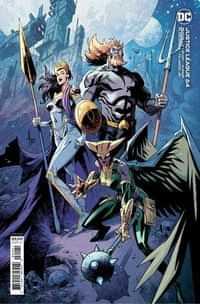 Justice League #64 CVR B Cardstock Jason Howard