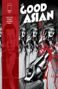 Good Asian #3 CVR A Johnson