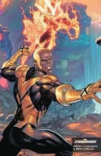 X-men #1 Variant Momoko Coello Stormbreakers