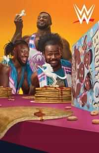 WWE New Day Power Of Positivity #1 Variant 10 Copy