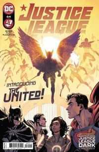Justice League #64 CVR A David Marquez