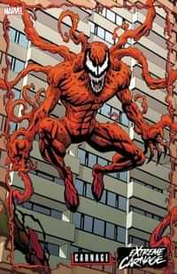 Extreme Carnage Alpha #1 Variant Johnson Connecting A
