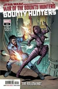 Star Wars Bounty Hunters #14