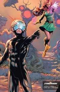 X-men #1 Variant Cabal Carnero Stormbreakers