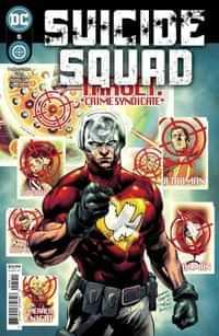 Suicide Squad #5 CVR A Eduardo Pansica
