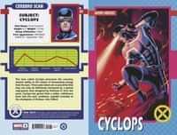 X-men #1 Variant Dauterman New Line Up Trading Card