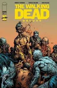 Walking Dead #18 Deluxe Edition CVR A Finch and Mccaig