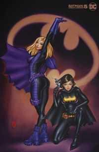 Batman Urban Legends #5 CVR C Mimi Yoon