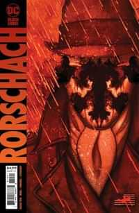Rorschach #10 CVR B Jenny Frison