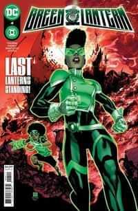 Green Lantern #4 CVR A Bernard Chang