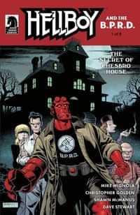 Hellboy and Bprd Secret Of Chesbro House #1 CVR A Mcman