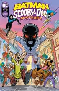 Batman and Scooby-doo Mysteries #4