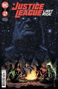 Justice League Last Ride #3 CVR A Darick Robertson