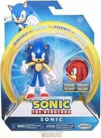 Sonic The Hedgehog 4inch AF Sonic Modern Version