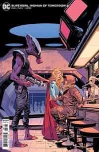 Supergirl Woman Of Tomorrow #2 CVR B Lee Weeks