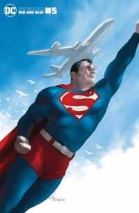 Superman Red and Blue #5 CVR C Miguel Mercado