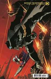 Batman The Detective #4 CVR B CardStock Andy Kubert