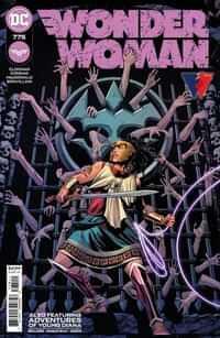 Wonder Woman #775 CVR A Travis Moore