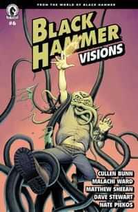 Black Hammer Visions #6 CVR A Ward and Sheean