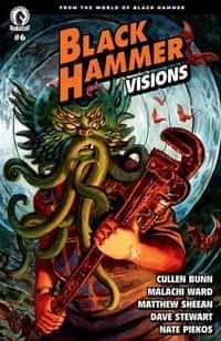 Black Hammer Visions #6 CVR B Brereton