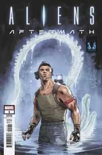 Aliens Aftermath #1 Variant 25 Copy Wachter
