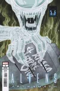 Aliens Aftermath #1 Variant Ron Lim