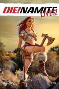 Die!namite Lives #2 CVR E Cosplay