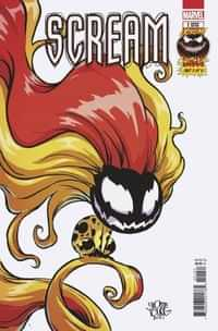 Extreme Carnage Scream #1 Variant Young