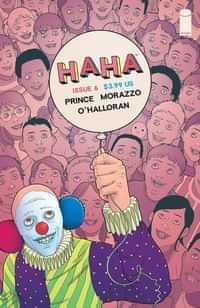 Haha #6 CVR A Morazzo and Ohalloran