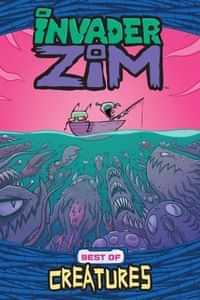 Invader Zim TP Best Of Creatures V1