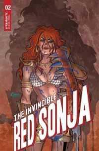 Invincible Red Sonja #3 CVR A Conner