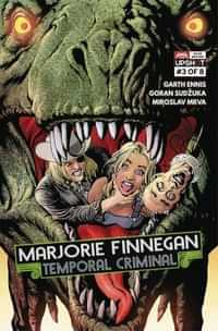 Marjorie Finnegan Temporal Criminal #3 CVR A Clarke