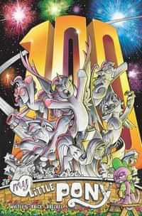 My Little Pony Friendship Is Magic #100 CVR A Andy Price