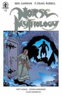 Norse Mythology II #2 CVR A Russell