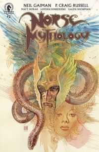 Norse Mythology II #2 CVR B Mack