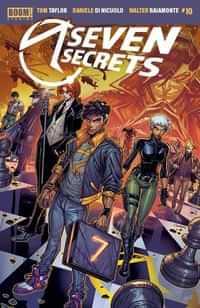 Seven Secrets #10 CVR B Meyers