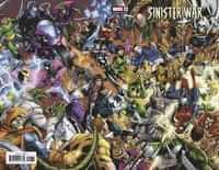 Sinister War #1 Variant Bagley Wraparound
