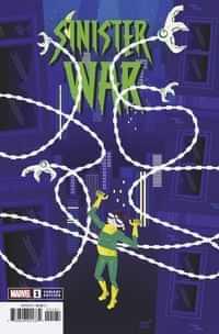 Sinister War #1 Variant Veregge