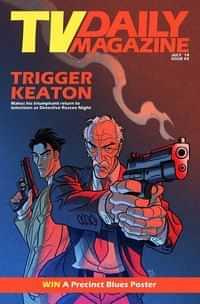 Six Sidekicks Of Trigger Keaton #2 CVR B Chan
