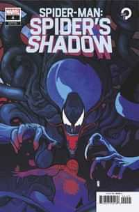 Spider-man Spiders Shadow #4 Variant 25 Copy Ward