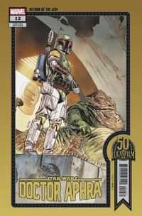 Star Wars Doctor Aphra #12 Variant Sprouse Lucasfilm 50th Var Wobh