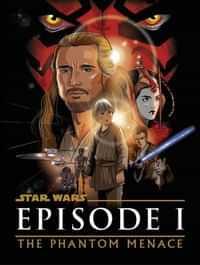 Star Wars Phantom Menace Adaptation TP