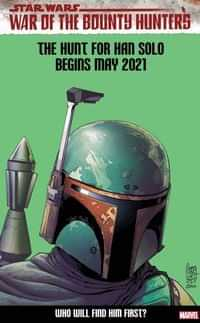 Star Wars War Bounty Hunters #2 Variant Camuncoli Headshot