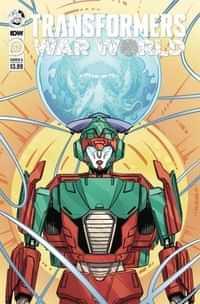 Transformers #32 CVR A Dan Schoening
