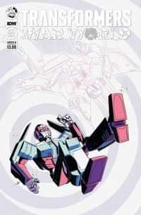 Transformers #32 CVR B Josh Burcham