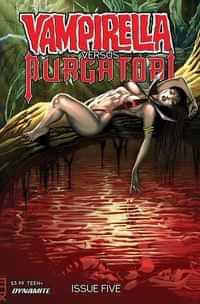 Vampirella Vs Purgatori #5 CVR B Fox