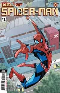 Web Of Spider-man v3 #1 Second Printing Gurihiru